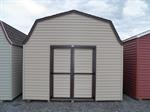 12x40 Vinyl High Wall Barn