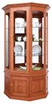 Large Deluxe Wall Curio