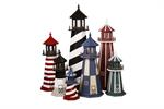 Every North Country Storage Barn lighthouse comes standard with a ...