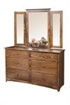 Shaker Dresser (Mirror Sold Separately)